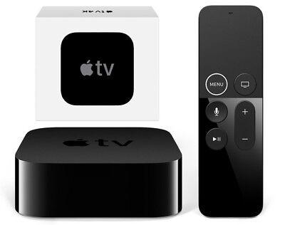 Apple Tv 4K 32Gb Newest Generation Mqd22ll A Digital Hdr Media Streamer 2017