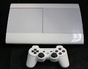 Sony ps3 500gig with games
