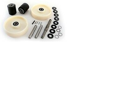 Multiton Tm M J Hand Control Pallet Jack Wheel Kit
