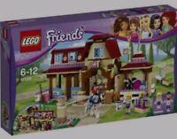 LEGO 41126 Friends Heartlake Reiterhof - OVP - Weihnachten Nordrhein-Westfalen - Rheine Vorschau