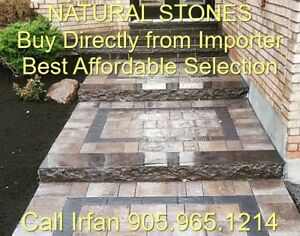 Antique Black Outdoor Steps Antique Black Natural Stone Steps