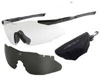 Ee.uu. Ess Ice 2.4 Army Intercambiable Eyeshield Gafas De Seguridad Google - google - ebay.es