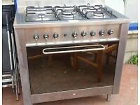 Indisit Gas cooker