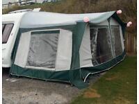 Caravan awning 960