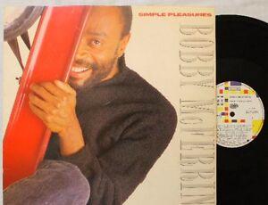 BOBBY McFERRIN Vinyl LP 1988  *Don't Worry...Be Happy*