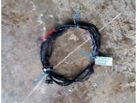 Escort rs turbo S2/Xr3i electric door mirror wiring loom