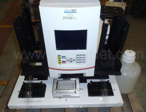 Tomtec Quadra 3 Model 300-10 Liquid Handler