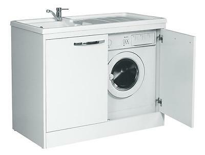 lavatoio - portalavatrice- lavello mis109x60 coprilavatrice