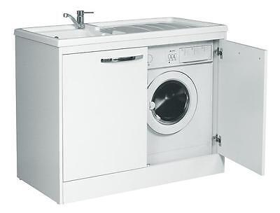 lavatoio - portalavatrice - coprilavatrice -lavello mis124x60
