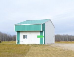 Commercial Industrial building on 2.01 Acres