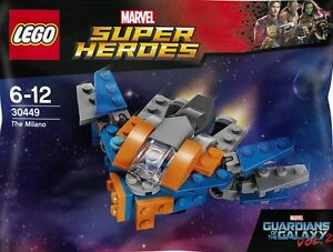 Lego Guardians of the Galaxy 2 Milano Ship Polybag