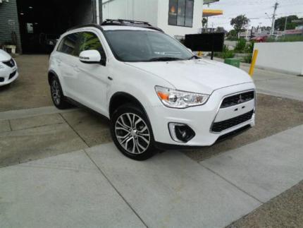 From $119 per week on finance* 2015 Isuzu MU-X LS-M Wagon