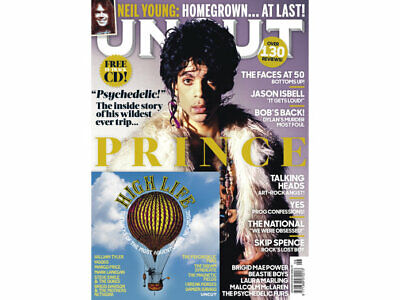 UNCUT MAGAZINE + CD JUNE 2020 (PRINCE, NEIL YOUNG, FACES, TALKING HEADS, YES)