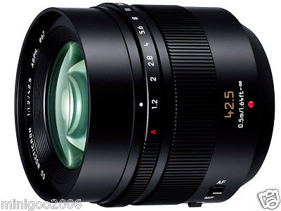 (NEW other) PANASONIC LEICA DG NOCTICRON 42.5mm F1.2 POWER H-NS043 NS043E*Offer