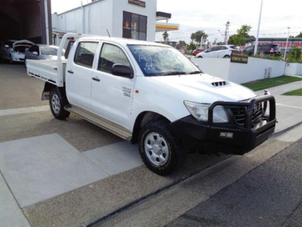 From $104 per week on finance* 2012 Toyota Hilux Workmate