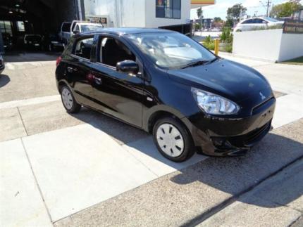 From $42 per week on finance* 2014 Mitsubishi Mirage Hatchback