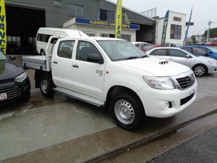 From $114 per week on finance* 2014 Toyota Hilux SR Dual Cab Ute