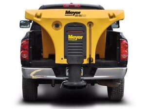 NEW Meyer Insert Hopper Spreader - Meyer Crossfire Full Truck Bed Width Poly Salt Spreader!