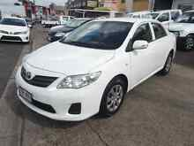 FROM ONLY $45 P/WEEK ON FINANCE* 2011 TOYOTA COROLLA ASCENT Mount Gravatt Brisbane South East Preview