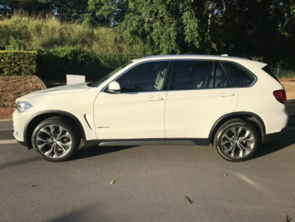 FROM $205 P/WEEK ON FINANCE* 2014 BMW X5 SDRIVE 25D F15