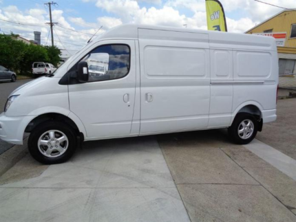 FROM $79 P/WEEK ON FINANCE* 2015 LDV V80 MID ROOF LONG WHEELB
