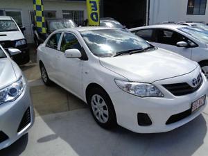 From $53 per week on finance* 2010 Toyota Corolla Sedan Mount Gravatt Brisbane South East Preview