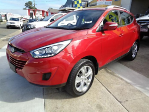 From $95 per week on finance* 2014 Hyundai IX35 Wagon Mount Gravatt Brisbane South East Preview