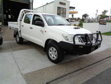 From $107 per week on finance* 2013 Toyota Hilux Ute