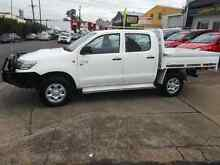 FROM $107 P/WEEK ON FINANCE* 2012 Toyota Hilux Ute Mount Gravatt Brisbane South East Preview