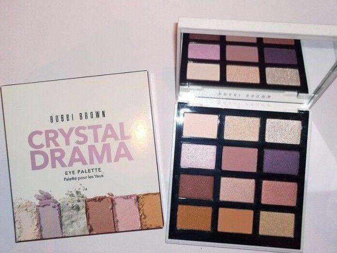 Crystal Drama Eyeshadow Palette