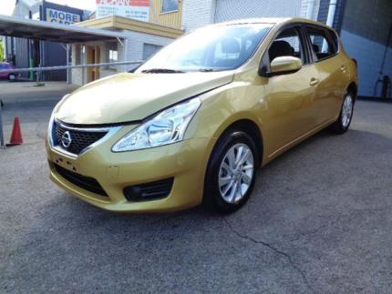 From $58 per week on finance* 2015 Nissan Pulsar Hatchback