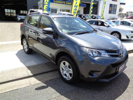 From $83 Per week on Finance* 2014 Toyota RAV4 Wagon Mount Gravatt Brisbane South East Preview