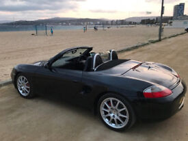 Sold - Excellent condition 2002 Porsche Boxster 3.2s manual recent IMS bearing