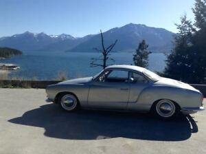 1960 Volkswagen Karmann Ghia FOR SALE