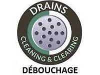 Débouchage DRAIN Unblocking (438-738-8826)  Plumber/ Plombier