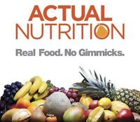 Actual Nutrition - Consultation with Certified Professionals