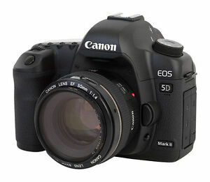DSLR Canon 5d mark ii excellent condition (body only)