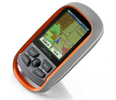 Magellan eXplorist 310 Handheld Waterproof Hiking GPS -Manufacturer Refurbished