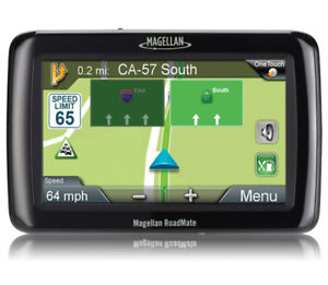 "* Magellan RoadMate 5"" Screen, 5145T-LM US, Canada, Puerto Rico"