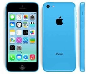 Iphone 5c 16gb Unlocked. Excellant condition new screen and battery
