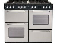 neworld classic 110 df9 range cooker (dual fuel)