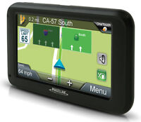 """Magellan RoadMate 5202-LM 5"""" GPS  with Lifetime Maps."""