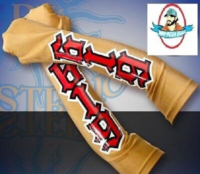 d & Red Armband Set 59008 Halloween Costume (Rey Mysterio Halloween)