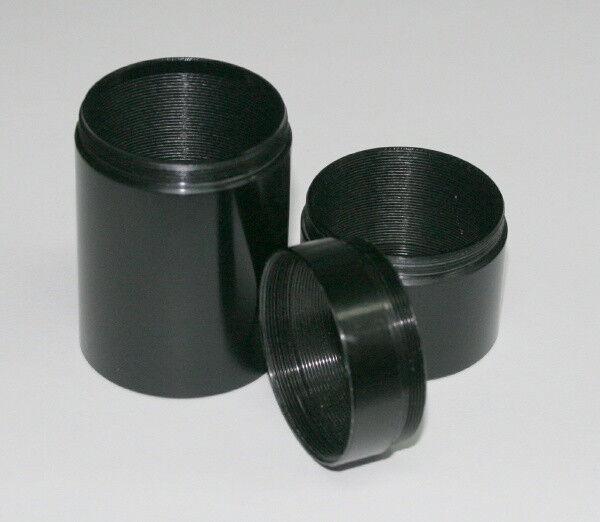 ScopeStuff #TTET-25 --T-Thread Extension Tube / Spacer Ring, M42x0.75, 25mm long