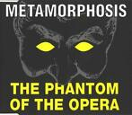 cd single - Metamorphosis  - The Phantom Of The Opera