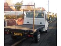 Ford Transit swb diesel pickup, lightweight body