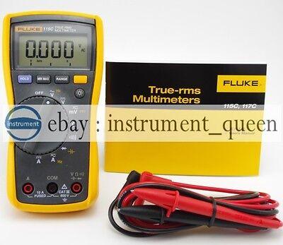 Fluke 115c Field Multimeter Backlight F115c Brand New Fluke 115