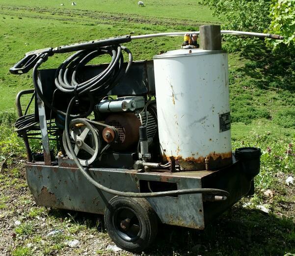 karcher hds 70 steam cleaner