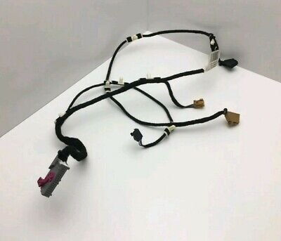 Audi A3 8P Right Door Card Wiring Loom Cable Harness 8P3971036G Genuine