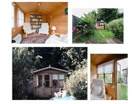Large quality wood Summer House / Shed in East London